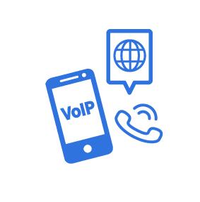 VoIP_網路電話_行動分機_APP_零接觸會議_非接觸式設備_遠距辦公設備